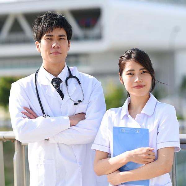 患者と医療機関が相互に作り上げるイメージ